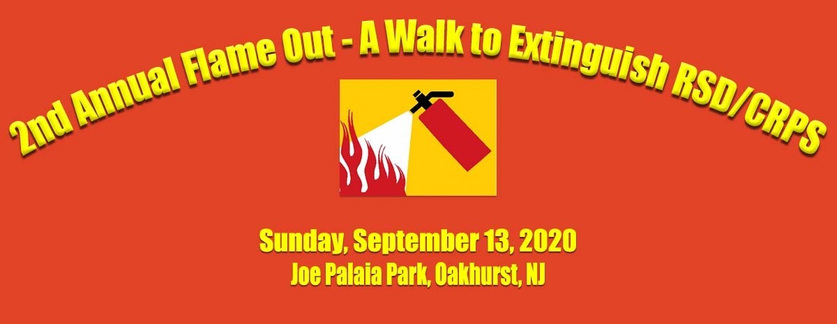 Flame Out - A Walk to Extinguish RSD/CRPS